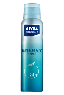 Nivea Deodorant Spray Energy Fresh