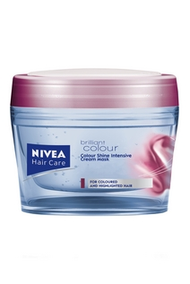 Nivea Masca Brilliant Colour par vopsit